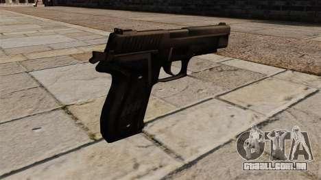 SIG-Sauer P226 pistola para GTA 4 segundo screenshot
