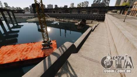 Bohan-Dukes Off Road Track para GTA 4 sexto tela