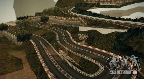 Mappack v1.3 by Naka para GTA San Andreas segunda tela