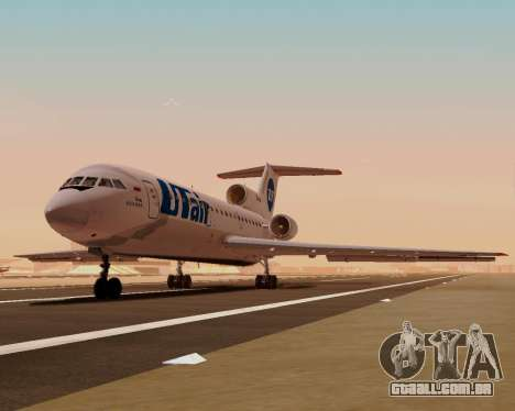 Iaque-42D0547 UTair para GTA San Andreas