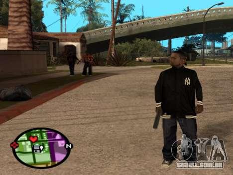 Nova Bmybar para GTA San Andreas