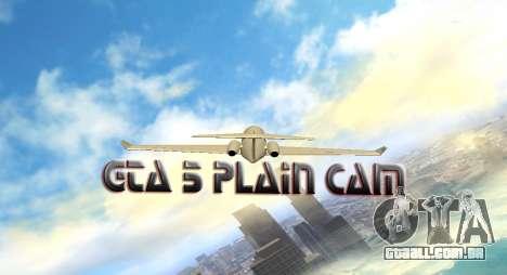 Plain Cam para GTA San Andreas quinto tela