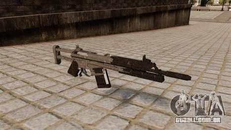 Fuzil de assalto Scarab para GTA 4