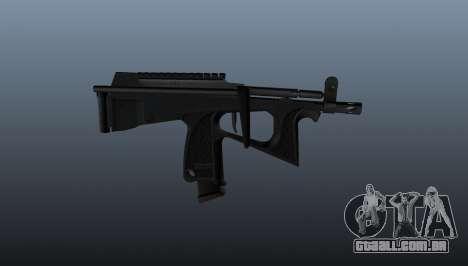 Submetralhadora pp-2000 v2 para GTA 4 terceira tela