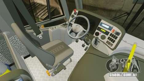 Marcopolo Senior LO-916 BlueTec Euro V para GTA 4 vista interior