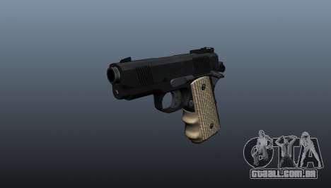 Colt arma de defesa para GTA 4
