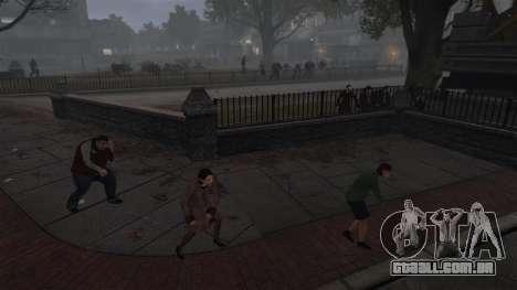 Novo Zombie-script para GTA 4 terceira tela