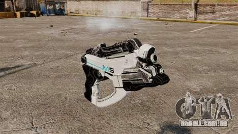 Arma Mass Effect v1 para GTA 4