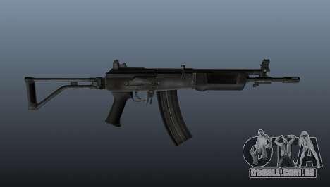 Um fuzil de assalto Galil israelense para GTA 4 terceira tela