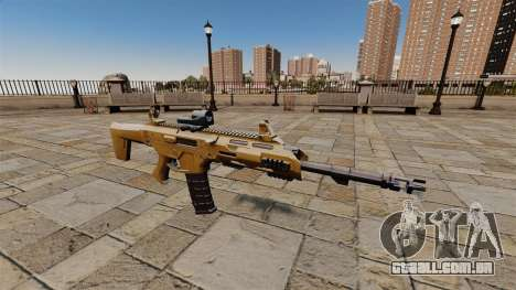 Rifle de assalto do SMALL BUSINESS SERVER 5,56 para GTA 4