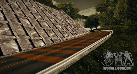 Mappack v1.3 by Naka para GTA San Andreas por diante tela