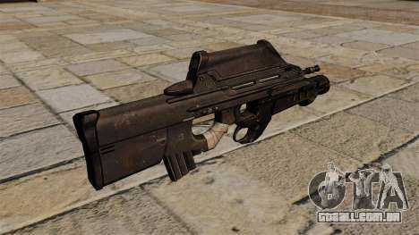 Fuzil de assalto FN F2000 para GTA 4 segundo screenshot
