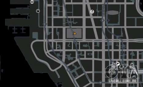 Mega salto para GTA 4 quinto tela
