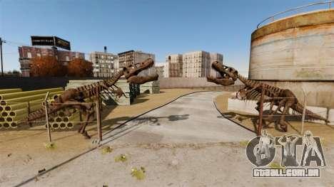 Bohan-Dukes Off Road Track para GTA 4 segundo screenshot