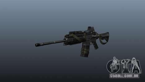 M4 Carbine Sopmod SIRS para GTA 4