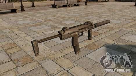 Pistola-metralhadora HK MP7 para GTA 4 segundo screenshot