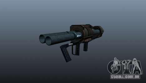 Lançador de foguetes de Halo para GTA 4
