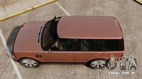 GTA V Gallivanter Baller 2 para GTA 4 vista direita