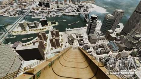 Mega salto para GTA 4 terceira tela