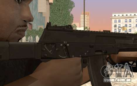 AK12 para GTA San Andreas terceira tela