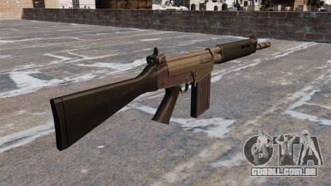 Rifle de batalha FN FAL para GTA 4 segundo screenshot