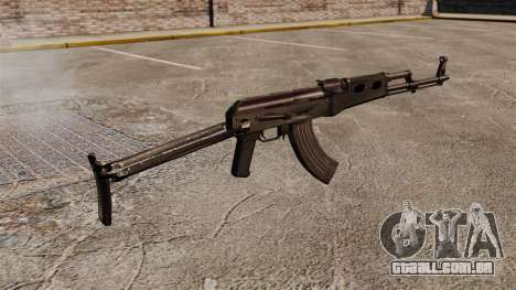 AK-47 v7 para GTA 4 segundo screenshot