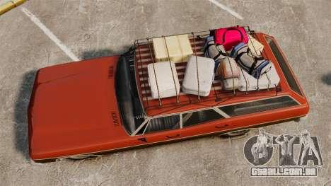 GTA V Dundreary Regina para GTA 4 vista direita