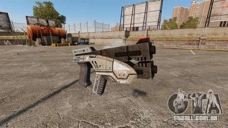 Predador de arma M-3 para GTA 4