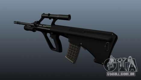 Espingarda automática de Steyr AUG para GTA 4 segundo screenshot