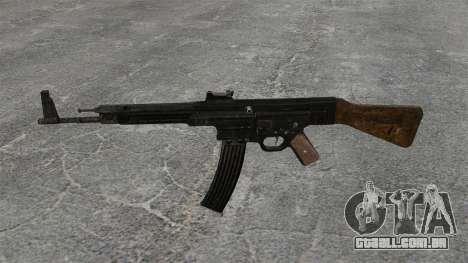 Autômato MP-44 para GTA 4 terceira tela