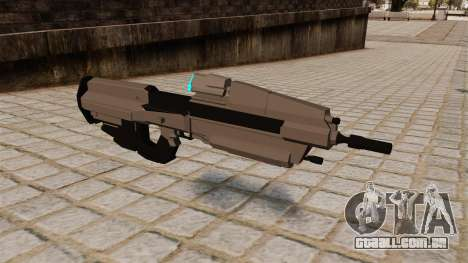 O rifle de assalto do Halo para GTA 4