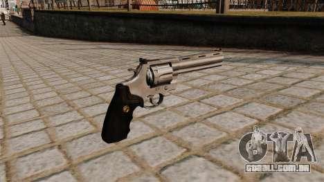 Revólver Colt Anaconda para GTA 4 segundo screenshot