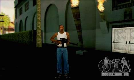 VSS Vintorez-tático para GTA San Andreas terceira tela