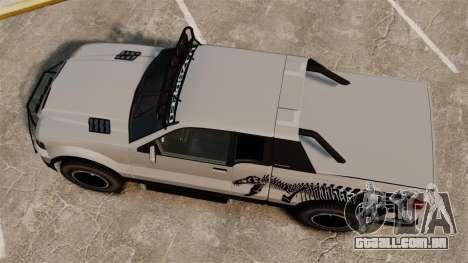 Vapid Contender T-Rex SDT v3.0 para GTA 4 vista direita