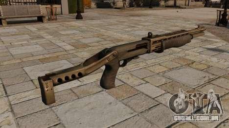 Franchi SPAS-12 shotgun para GTA 4 segundo screenshot