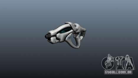 Arma de Escorpião para GTA 4