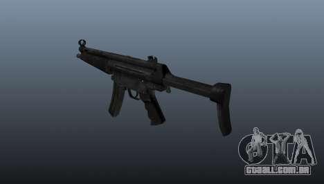 Pistola-metralhadora HK MP5 A3 para GTA 4 segundo screenshot