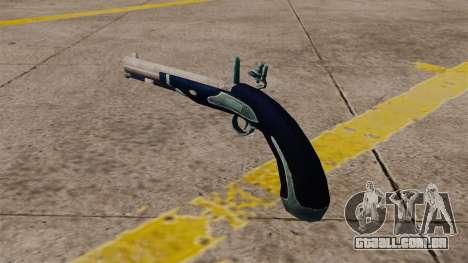 Pistola Flint-fechamento para GTA 4 segundo screenshot