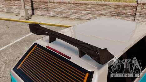 Extreme Spoiler Adder 1.0.7.0 para GTA 4 segundo screenshot