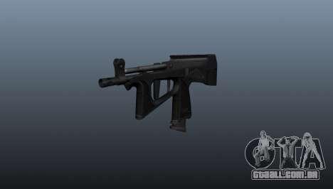 Submetralhadora pp-2000 v2 para GTA 4