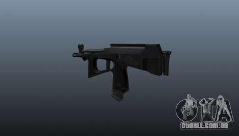 Submetralhadora pp-2000 v2 para GTA 4 segundo screenshot
