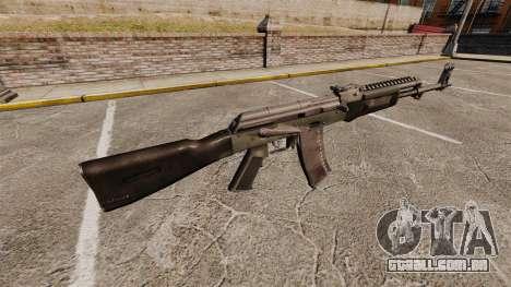 AK-47 v4 para GTA 4 segundo screenshot