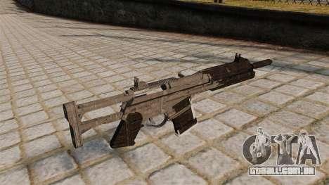 Fuzil de assalto Scarab para GTA 4 segundo screenshot
