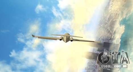 Plain Cam para GTA San Andreas segunda tela