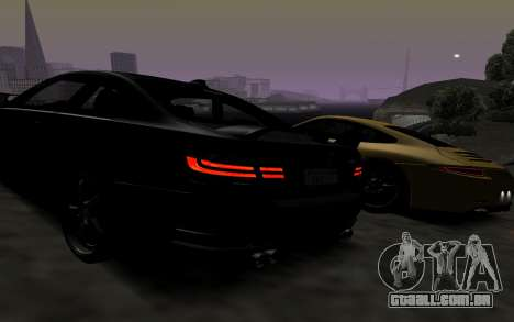 ENBSeries v3 para GTA San Andreas nono tela