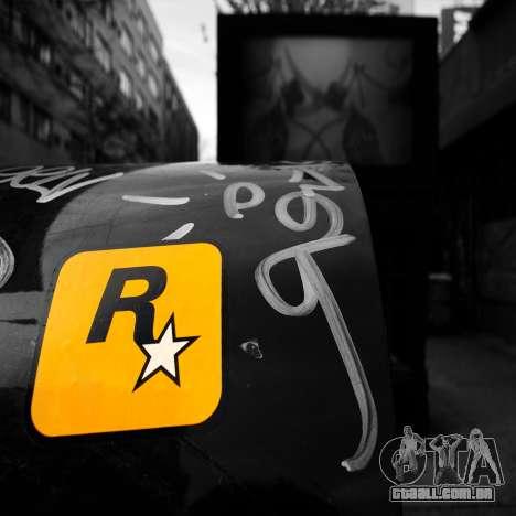 Telas de carregamento Rockstar para GTA 4 sétima tela