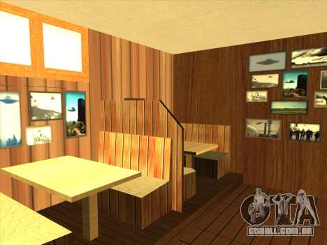 Novas texturas para interior para GTA San Andreas sétima tela