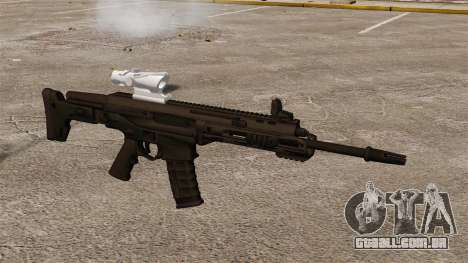 Automático Remington ACR Aeg para GTA 4