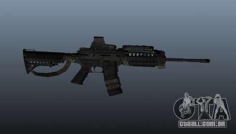 M4 Carbine Sopmod SIRS para GTA 4 terceira tela