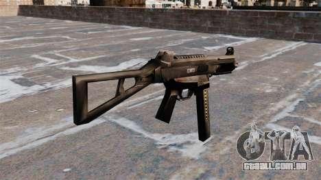 Pistola-metralhadora HK UMP para GTA 4 segundo screenshot